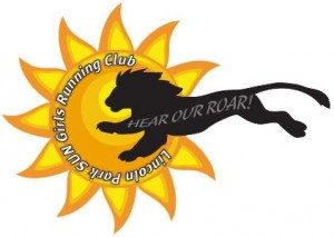 girls run logo