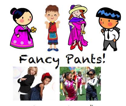 Fancy Pants!