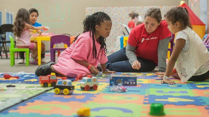 2017 Hurricane Harvey- Child Friendly Space
