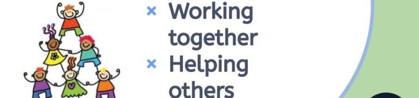 Cooperation: many hands make light work